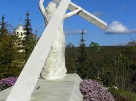 Statuie funerară