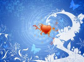 Desen cu inimă