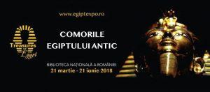 Comorile Egiptului Antic - Expozitie De Exceptie @ Biblioteca Naţională a României  | București | Municipiul București | România