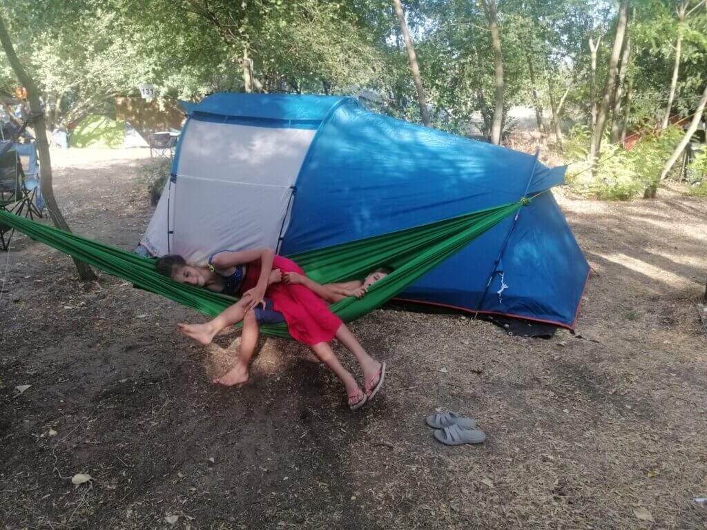 campingul din krapets
