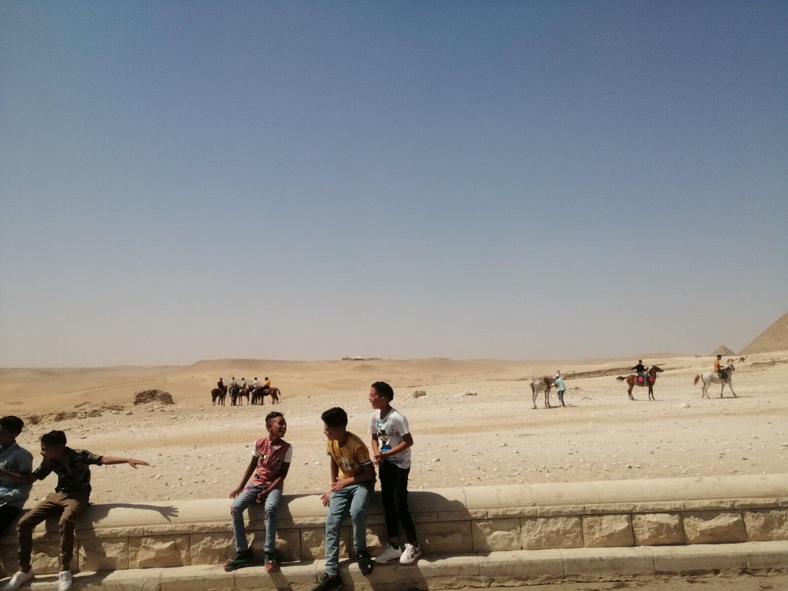 vacanță în egipt